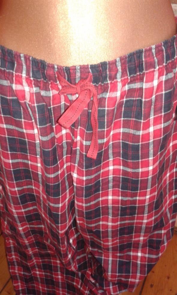 Spodnie Piżama Męska L ciepłe