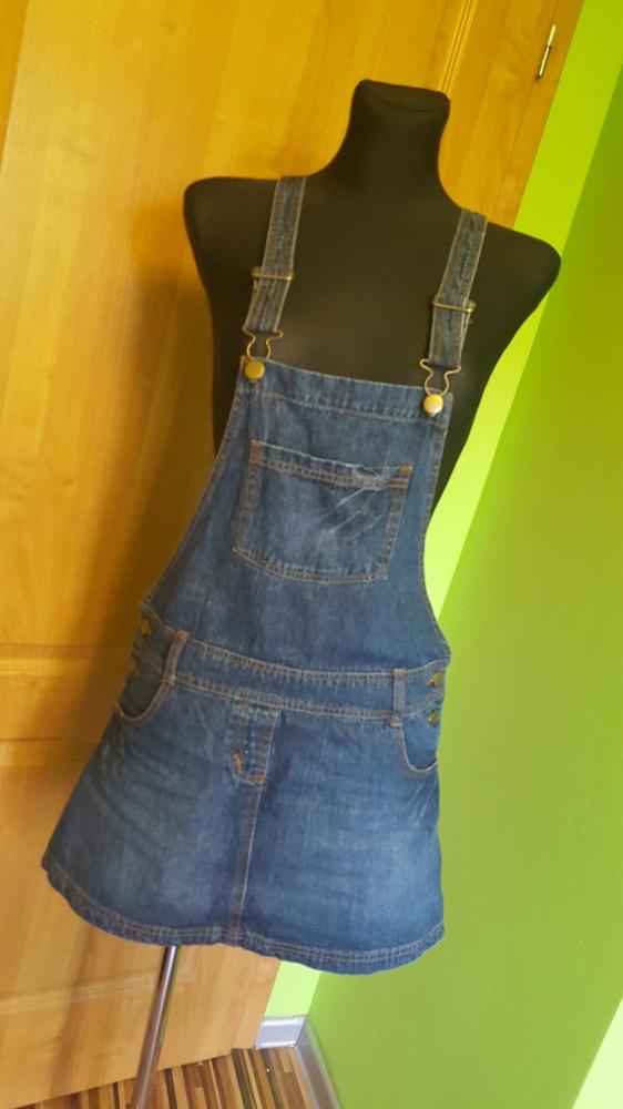 Freespirit ogrodniczka spódnica 36 S