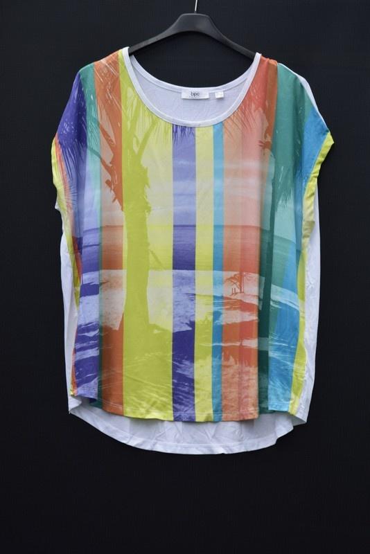 Nowa bluzeczka na lato Duży Rozmiar...
