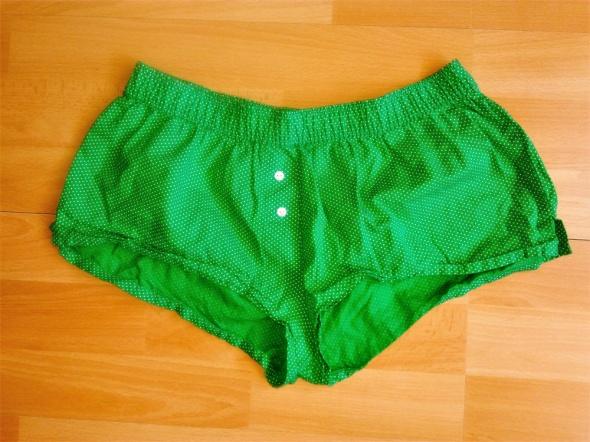 TOPSHOP szorty spodenki piżamowe bawełna 38