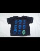 T shirt podkoszulka 92 98 nadruk...