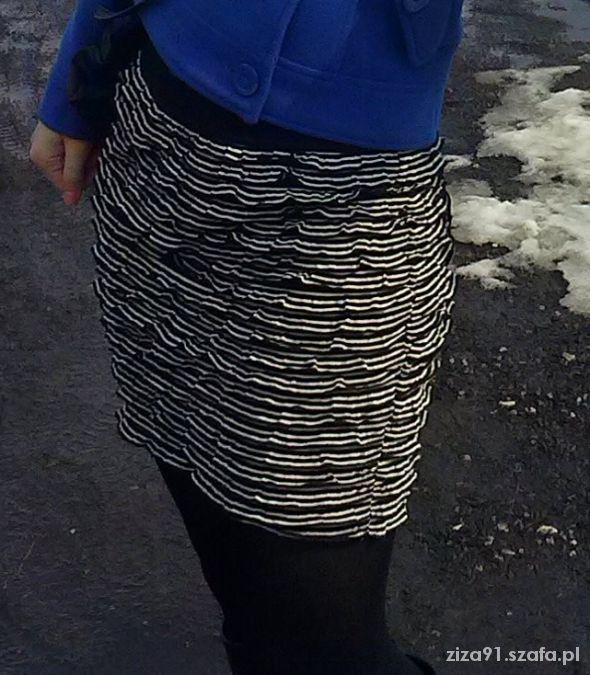Tally Weijl spódnica falbankowa jak nowa