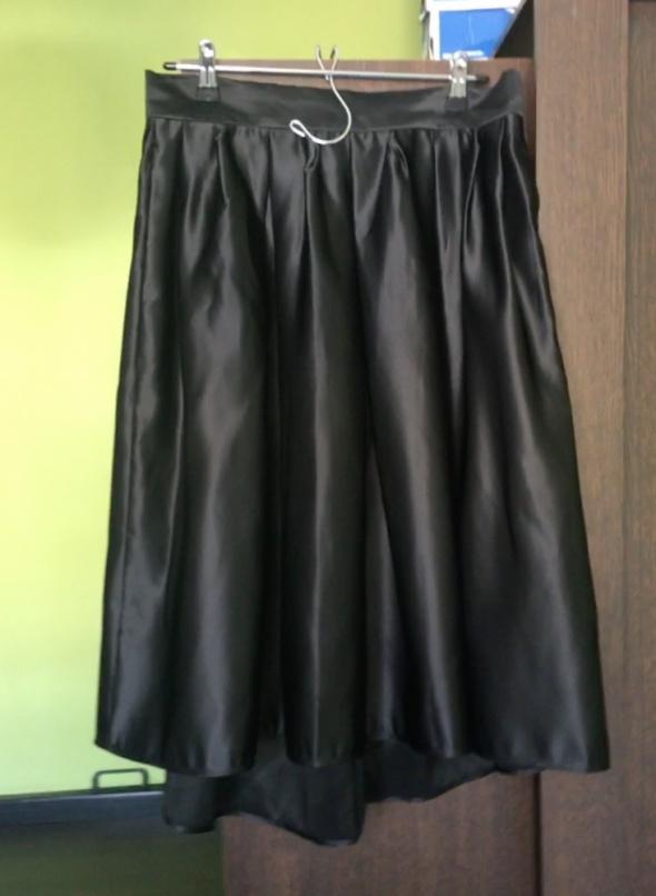 Spódnica Midi czarna Top Secret...