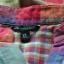 super koszula w kratę kolorową Troll XL