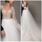 NOWA suknia ślubna 34 36 TANIO jak Milla Nova
