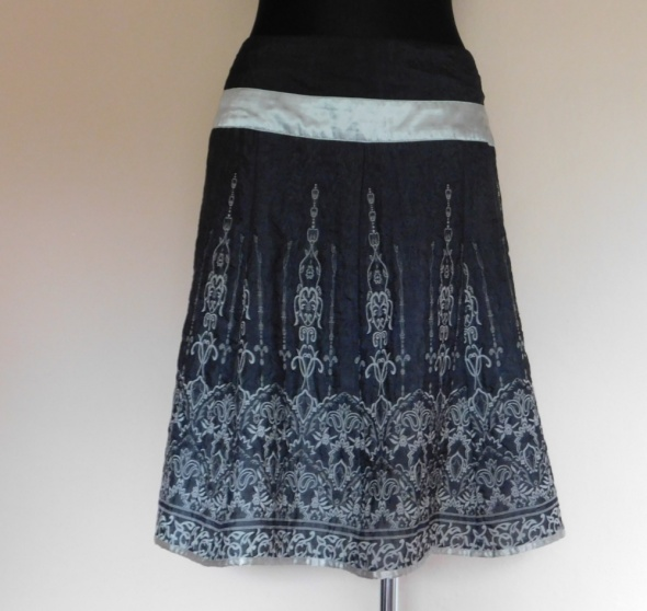 Spódnice Promod spódnica midi szara 40