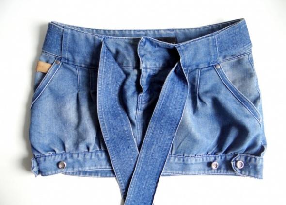 Spódniczka jeansowa Reserved 38