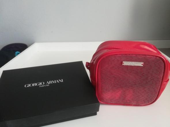 Nowa Kosmetyczka Giorgio Armani