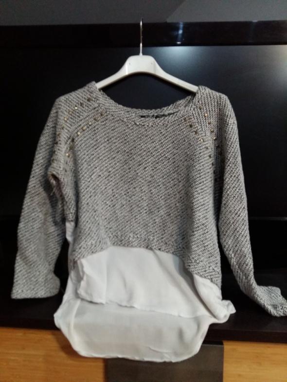 wizytowy sweterek