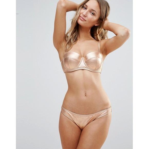 zlote bikini little mistress...