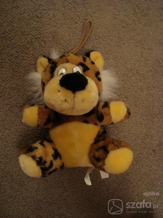 Zabawki Maskotka pluszak Tygrys