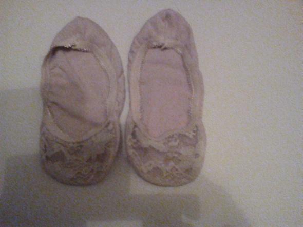 Stópki Balerinki Używane Fetysz