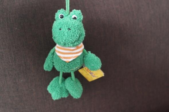 Zabawki Maskotka 17cm NOWA z metką krokodylek