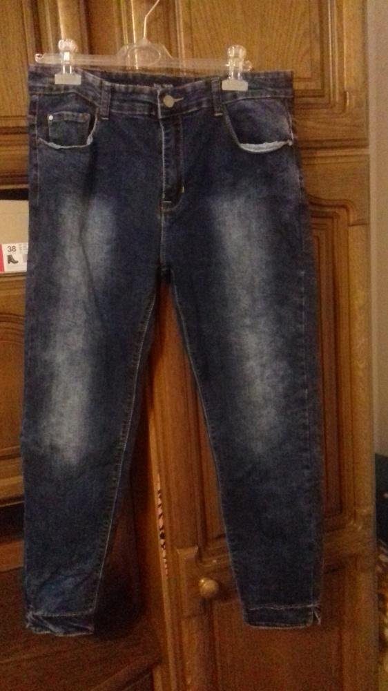 spodnie z wysokim stanem nowe bez metki...