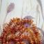 Korale szlifowany bursztyn
