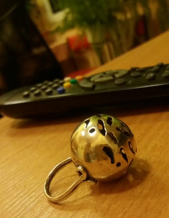 Stary pierścionek ORNO