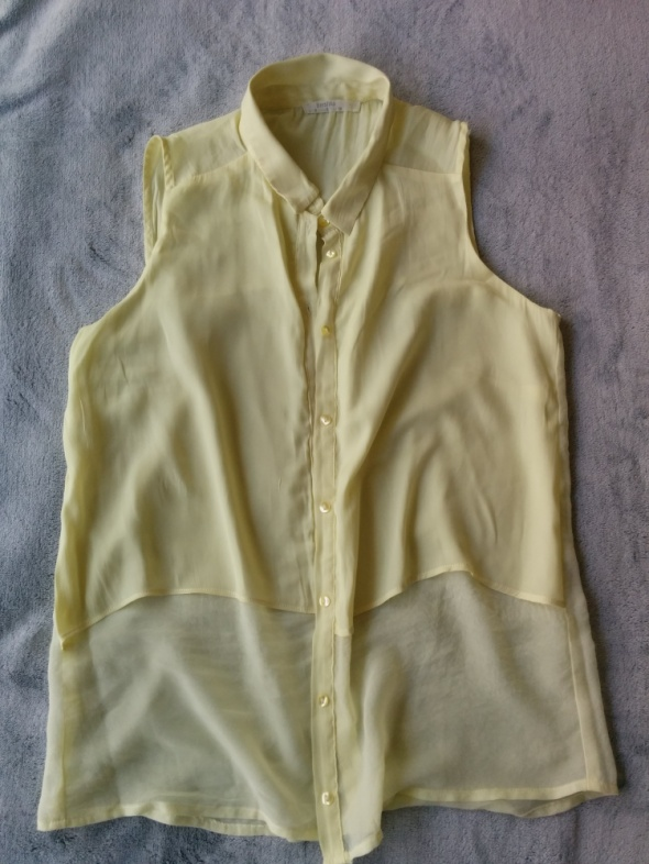 Skowronkowa bluzeczka