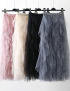 Przepiękna tiulowa spódnica kolory...