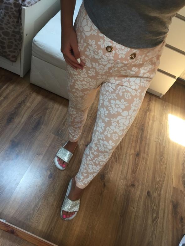 Spodnie na gumce S M