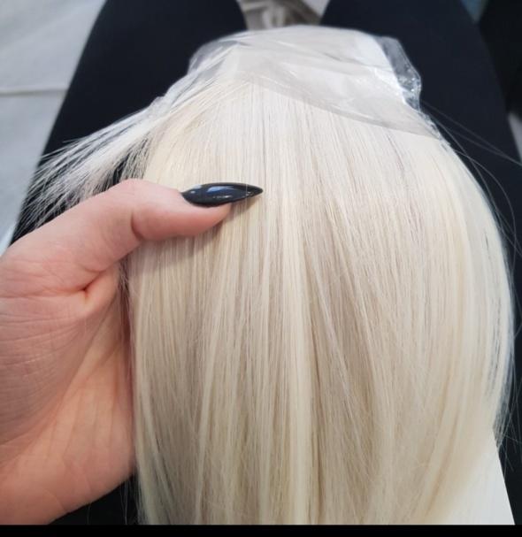 Włosy syntetyczne Clip in 60cm