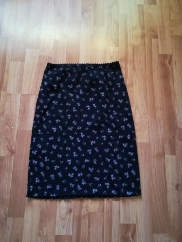 Lekka zwiewna spódnica na lato S M
