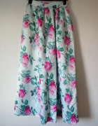 Kwiecista maxi sukienka...