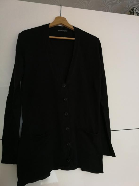 Sweter kardigan czarny Atmosphere rozm 38