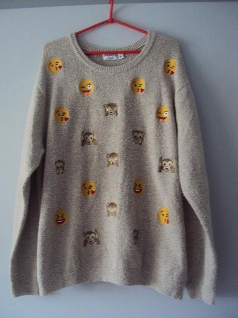 sweterek w emotikony