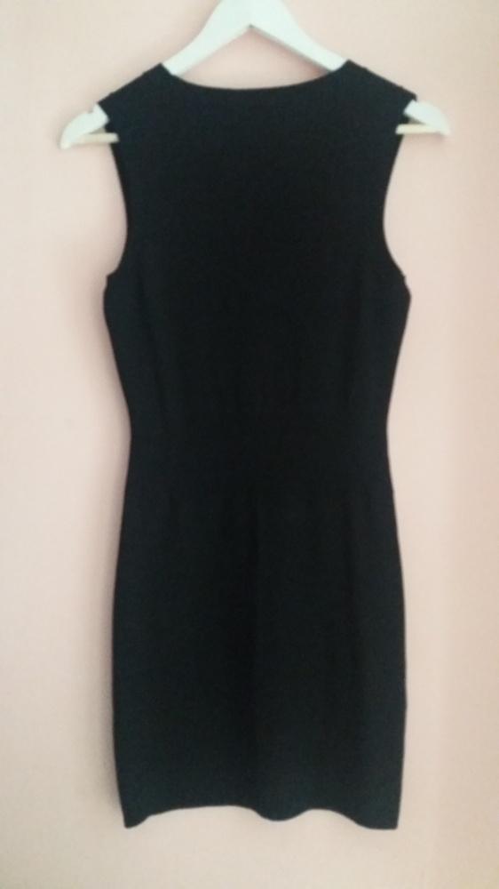 Mala czarna sukienka bawelna rozm M