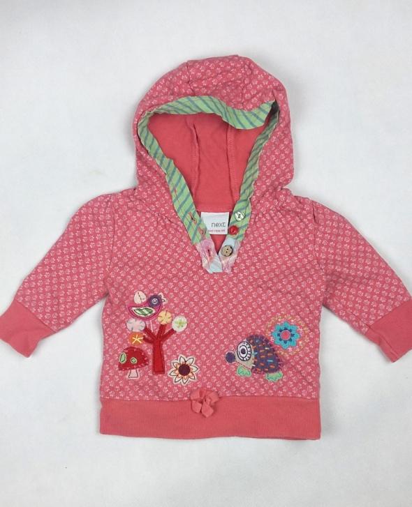 bluzka z kapturem NEXT dla dziecka od 3 do 6 miesięcy