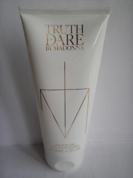 Perfumowany żel pod prysznic Madonna Truth or Dare
