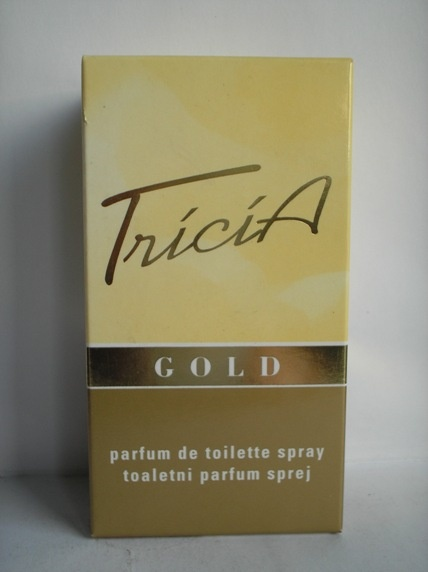 Damska woda perfumowana Tricia Gold 15 ml