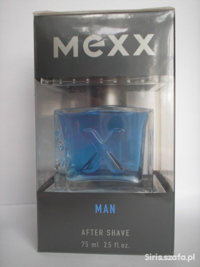 Męski płyn po goleniu Mexx 75ml