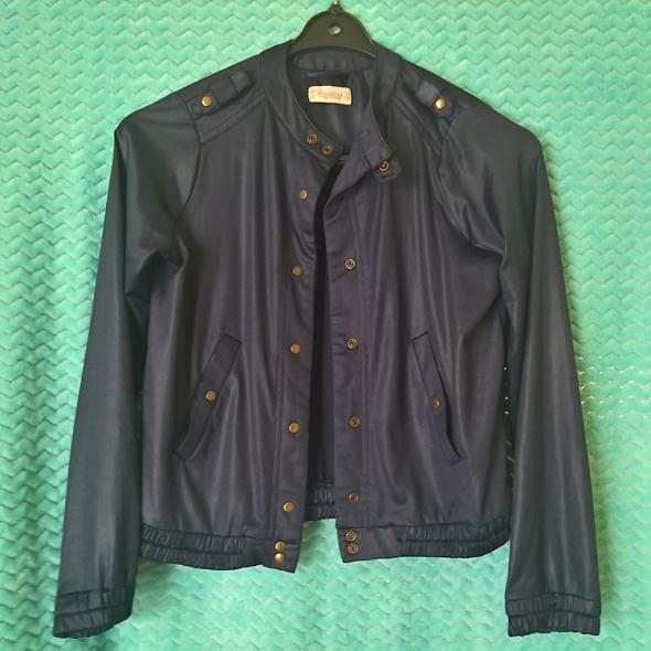 Cienka bluza kurtka bomberka PULL&BEAR S idealna na lato