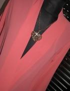 Nowa zmysłowa elegancka bluzka dekolt kopertowy...