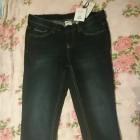 Modne damskie spodnie legginsy tregginsy Skiny Fit 36 S NOWE