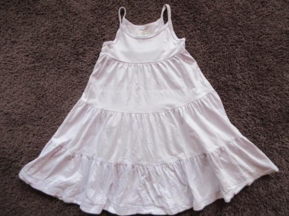 Letnia sukienka falbanki H&M roz 98 104