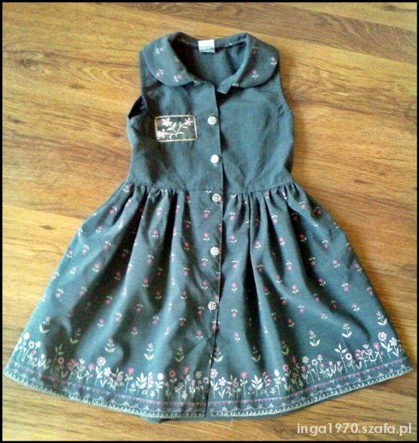 Rarytas na 5 lat cudna sukienka TANIO