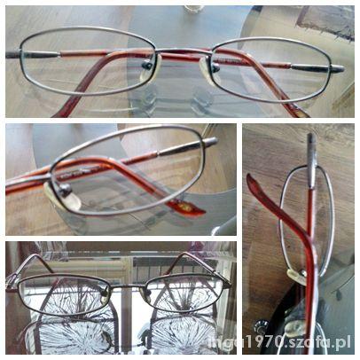 Nowe zakupione za 500 zł okulary korekcyjne TANIO