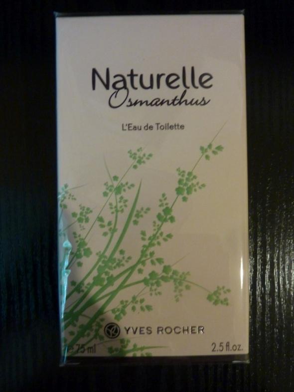 Yves Rocher woda Naturelle OSMANTHUS 75ml
