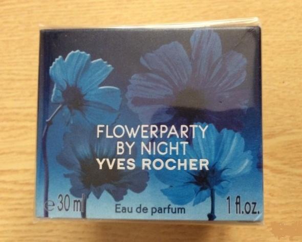 Yves Rocher woda FLOWERPARTY by Night 30ml