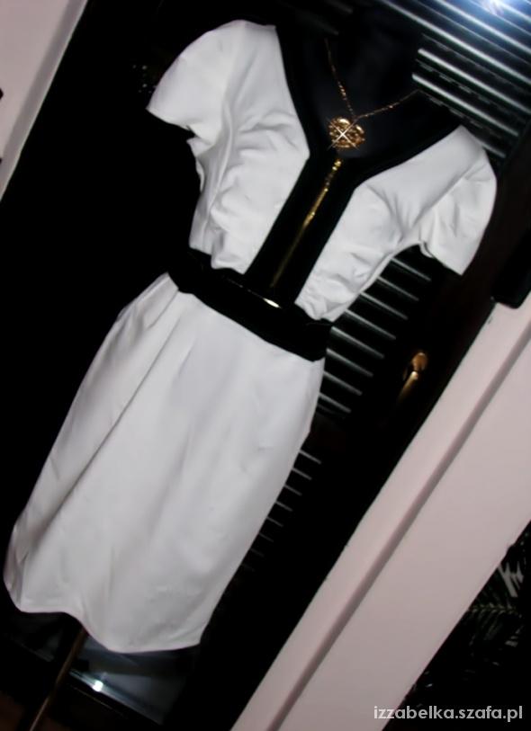 Nowa elegancka i subtelna XL XXL sukienka