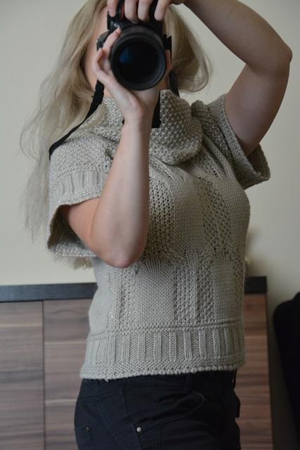 Sweterek XS S
