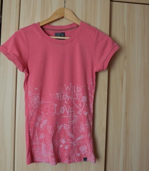 Koszulka malinowa 38