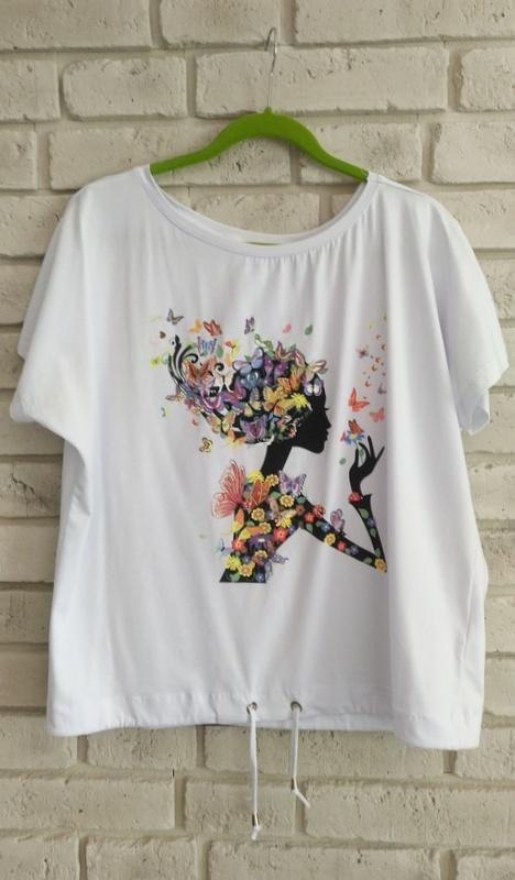 Śliczna bluzka marki Megi 42 44 46