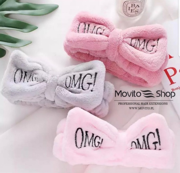 Opaska Kosmetyczna OMG
