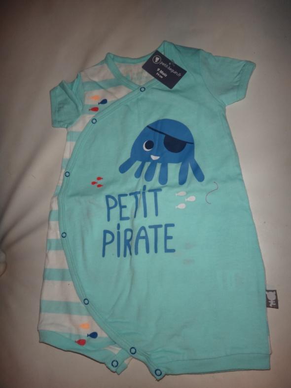 NOWE Różne ubrania dla dzieci rozmiar 74 pakiet ubrań 11 sztuk...