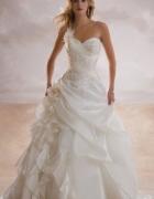 Prześliczna suknia ślubna...