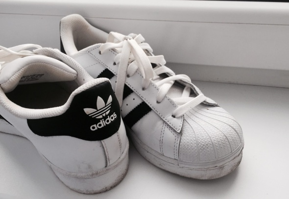 adidas super star białe 385