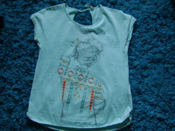 Koszulki, podkoszulki Bluzka Mayoral z haftem 152